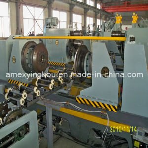 Flanging and Beading Machine of Steel Drum Making Machine for 55 Gallon pictures & photos