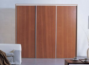 Free Standing Sliding Door Wardrobes (BF2) pictures & photos