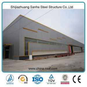 China Prefabricated Construction Design Steel Structure For Factory