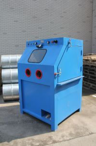 Aqua/Wet Blasting Cabinets Equipos De Chorreado pictures & photos