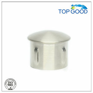 Stainless Steel Hollow Railing and Balustrade Pipe End Cap (63000)