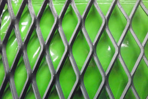 Galvanized Expanded Metal for Building Material