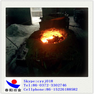 China Origin Sial Alloy for Steel Mill pictures & photos