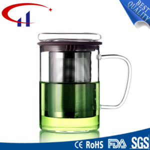 New Design High Borosilicate Cup with Hand (CHT8601)