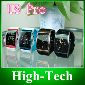 "2014 New Arrival 1.55"" U8 PRO Bluetooth Touchscreen Smart Watch for Android Galaxy Note 2 3 iPhone 4 4s 5 5s Sumsung S3 S4"