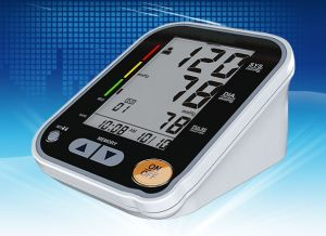 Arm Blood Pressure Monitor/Blood Pressure Monitor/Automatic Voice Blood Pressure Meter pictures & photos