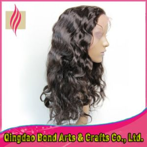 Wholesale Virgin Human Hair Glueless Lace Wig pictures & photos