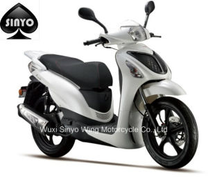 Popular Design 150cc Motorcycle Scooter pictures & photos
