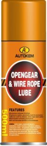 Open Gear & Wire Rope Lube pictures & photos