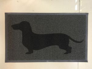 Dye Sublimation UV Printed/Printing/Print PVC Plastic Vinyl Entrance Welcome Foot Floor Door Mats pictures & photos