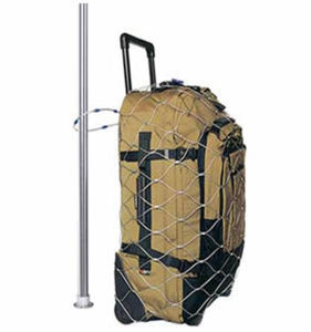 Handwoven Rope Mesh Netting for Traveling Case pictures & photos