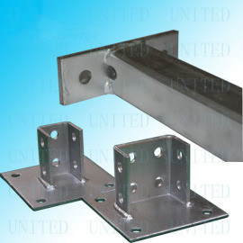 C Type Steel Purlin Solar Photovoltaic Bracket pictures & photos