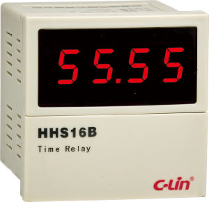Digital Time Relay (HHS16B) pictures & photos