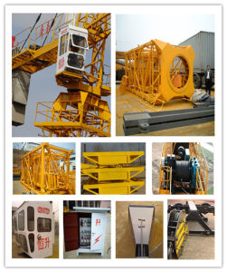 China Factory 4t Export Cranes for Sale pictures & photos