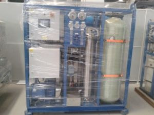 5 Tons/Day Marine Reverse Osmosis Fresh Watermaker with Price pictures & photos