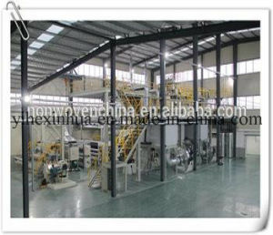 2400mm SSS Non Woven Fabric Making Production Line pictures & photos