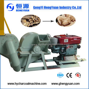 Offer 5% Discounting Wood Crusher Machine with Cyclon