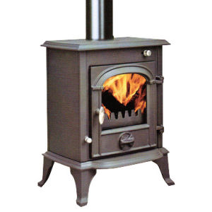 Cast Iron Cooker, Stove, Cast Iron Fireplace (FIPA068)