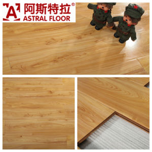 Best Seller Lock System Cheap Price Laminate Flooring pictures & photos
