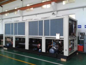 SGS Screw Air Cooled Chiller (DLA) pictures & photos
