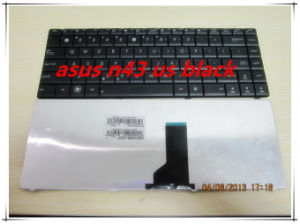New Standard Keyboard for Asus X42j X43 Us Keyboard