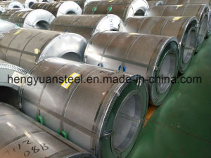 SPCC SGCC Sgch Galvanized Steel Coil with Precision Export Packing pictures & photos