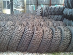 Military Tyre 37X12.5r16.5, Special Pattern Tyre, Hummer Radial Military Tyre pictures & photos