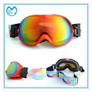 ad484b0a0c China Revo Racing Junior Ski Sports Goggles That Fit Over Glasses ...