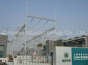 Substation Steel Frame pictures & photos