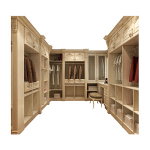 Professional Manufacturer Low Price MDF Bedroom Wardrobe Design