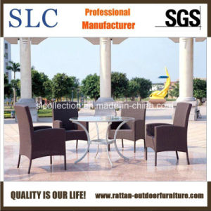 Wicker Table Set / Dining Table and Chair (SC-B1009) pictures & photos