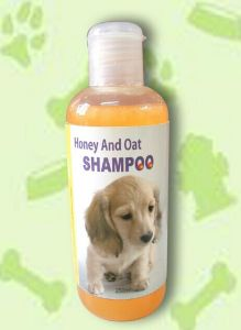 250ml Honey&Oat Private Label Pet Shampoo pictures & photos