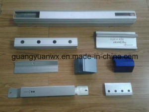 Anodized Aluminum Extrusion Profile for LED Lighting 6063 T5 6061 T6 pictures & photos