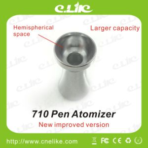 Newly 710 Pen Wax Atomizer Great LCD Battery E-Cigar