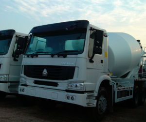 Sinotruk HOWO 6X4 8 M3 Mixer Truck Heavy Duty Truck pictures & photos