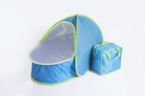 Lid Shape Baby Mosquito Net Cover Simple and Practical Pest Control Bed