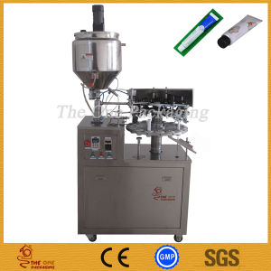 Metal Tube Filling Machine Tube Filling and Sealing Machine