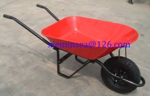 South American Wheelbarrow Wb7400r pictures & photos