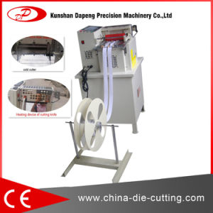 Automatic Tape/Band/ Tube/Pipe/Belt Cutting Machine pictures & photos