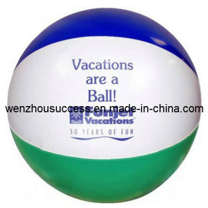 Promotional Cheap PVC Inflatable Beach Ball pictures & photos