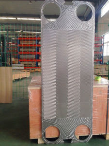 S100 Small Angle Heat Exchanger Plate pictures & photos