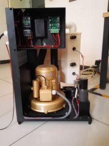 Single Phase 0 3HP 220V AC Vacuum Pump in Dental Suction Unit