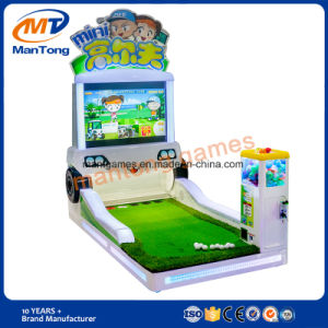 Coin Operated Kids Mini Golf Game Arcade Indoor Game Machine pictures & photos