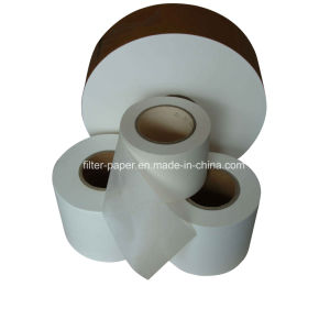 Manufacturer Wholesale 21GSM Roll Heat Seal Tea Bag Filter Paper