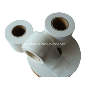 Wood Pulp Material 23GSM Non Heat Sealable Tea Bag Filter Paper