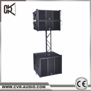 Cvr Hot Sale High Performance Sub-Bass System Dual 8 Inch Sound pictures & photos