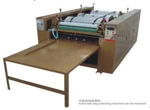 PP Woven Bag Relief Printing Machine pictures & photos