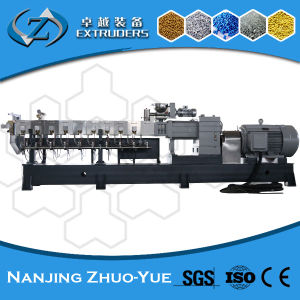 Extrusion Machine for Plastic Compounding