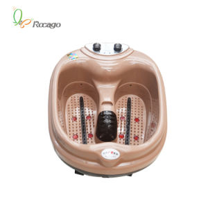 Rocago Wholesale Foot Wash Basin with Massager pictures & photos