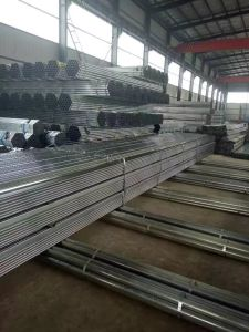Building Material Welded Steel Pipe for Farm Shed Building pictures & photos